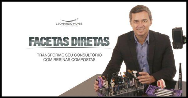 Curso Facetas Diretas do Leonardo Muniz